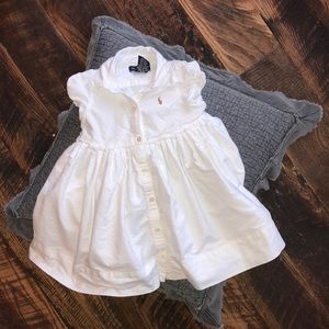 Ralph Lauren 18 month dress